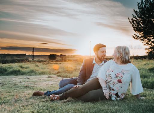 Angela & Paul - Engagement Shoot, Horncastle