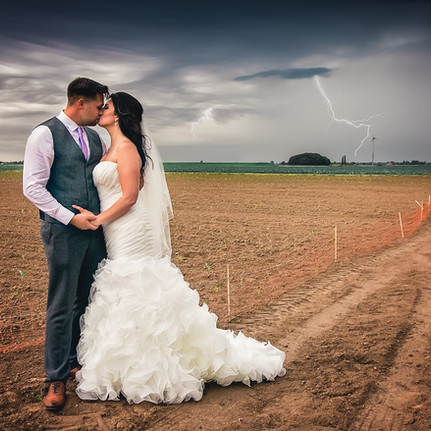 bride-and-groom-storm-wedding