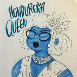 Hondureña Queen