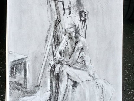 New: Life drawing events in Huddersfield