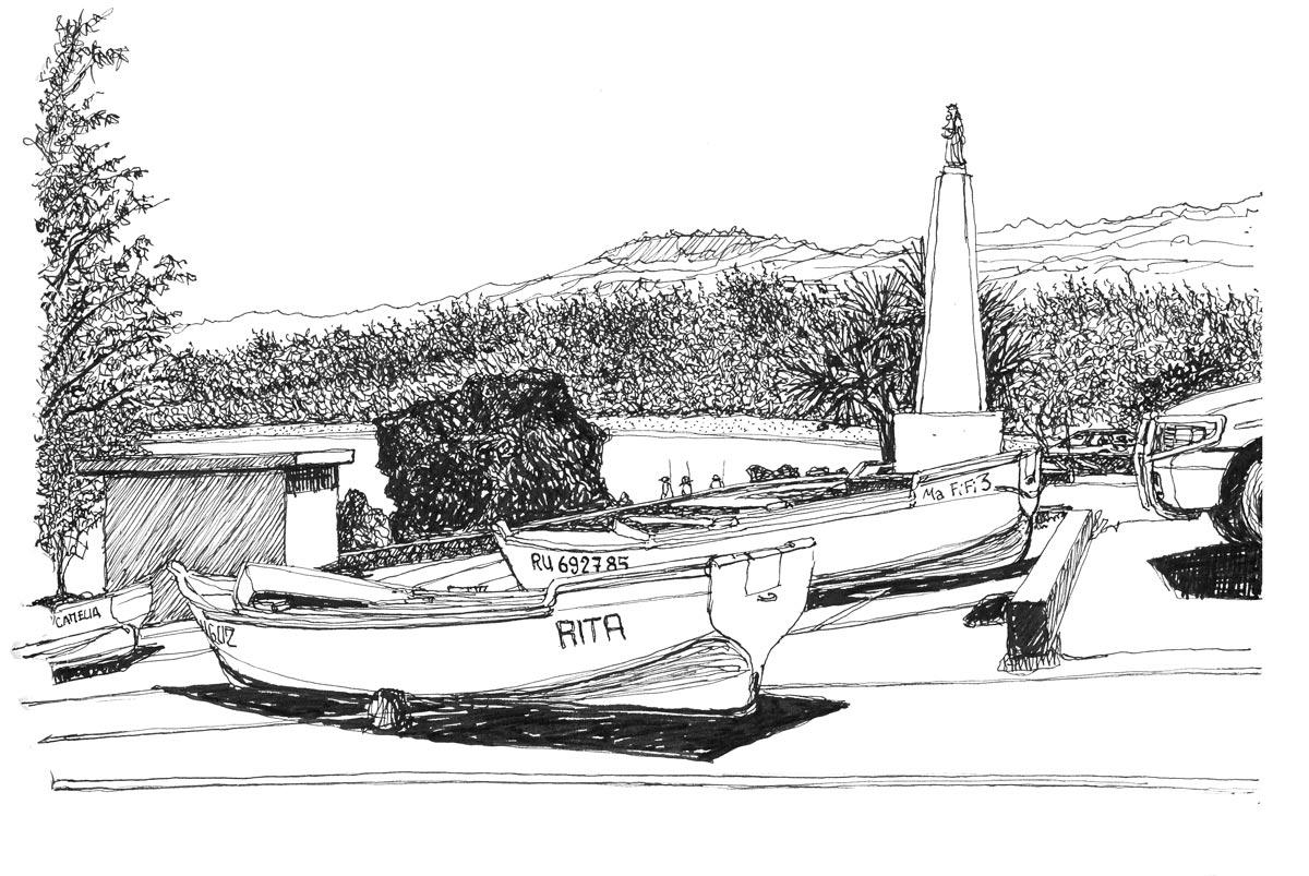 Marina de Langevin - La Réunion
