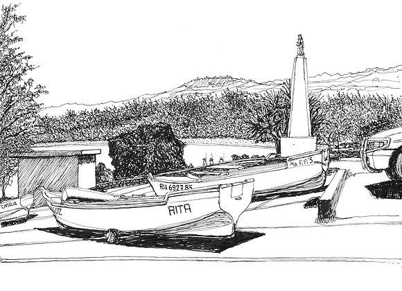 Marine de Langevin - La Réunion