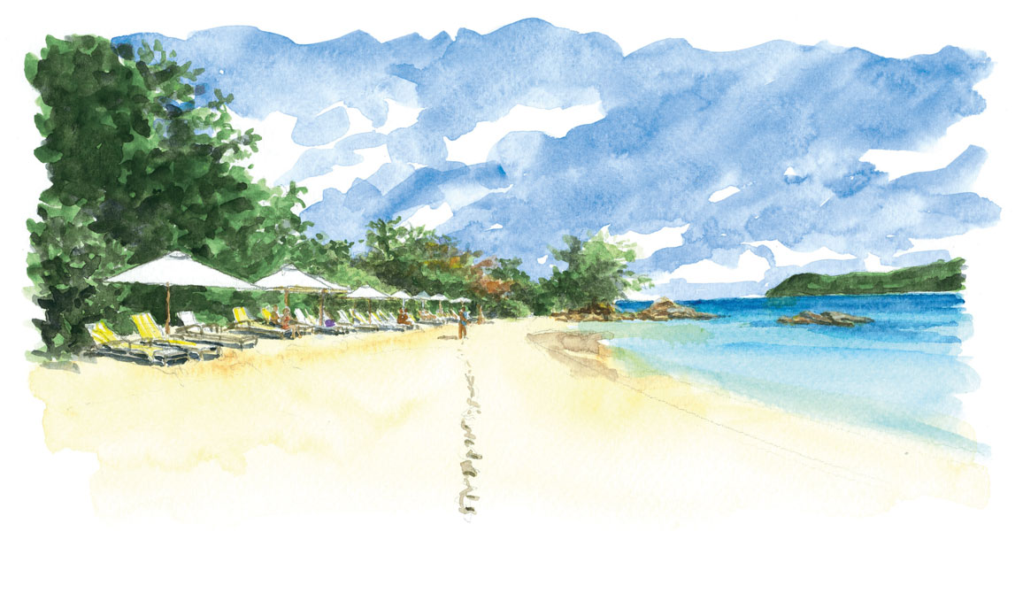 Raffles - Praslin - Seychelles
