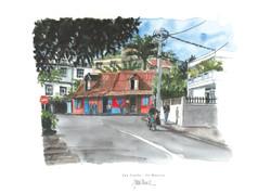 Eau Coulée - Ile Maurice