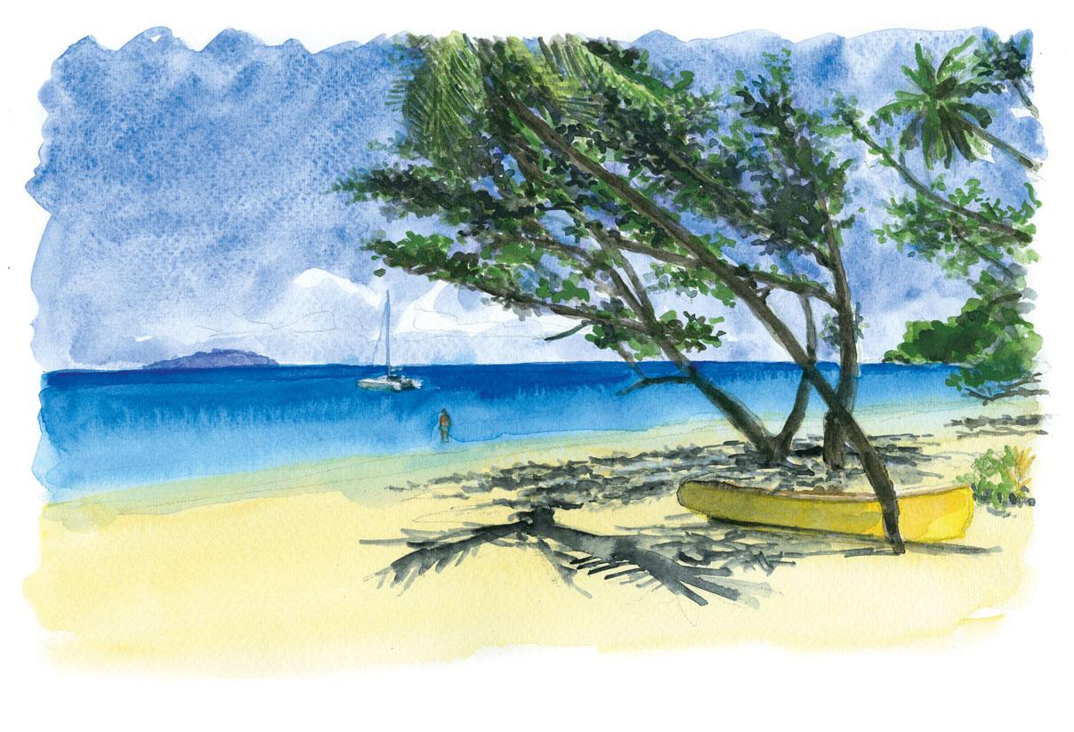 Beau Vallon - Seychelles