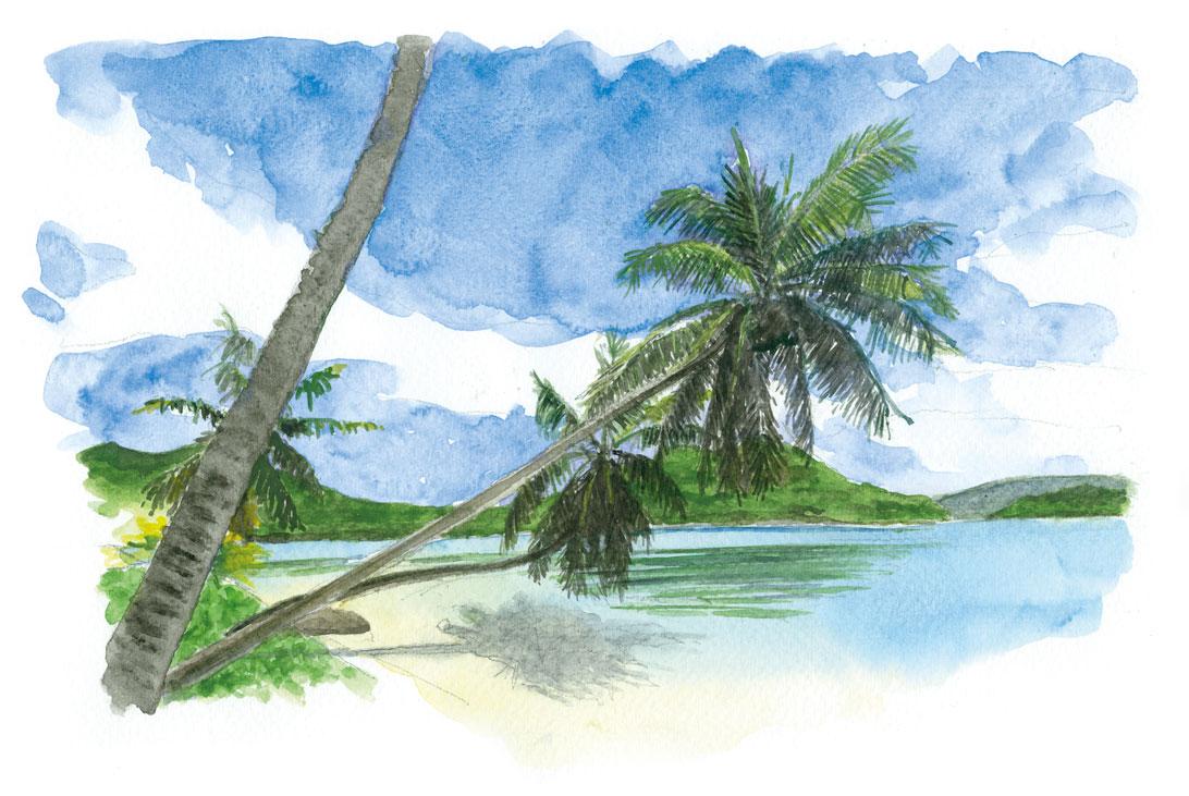 Anse Madge - Seychelles