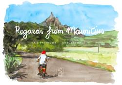 Regards from Mauritius