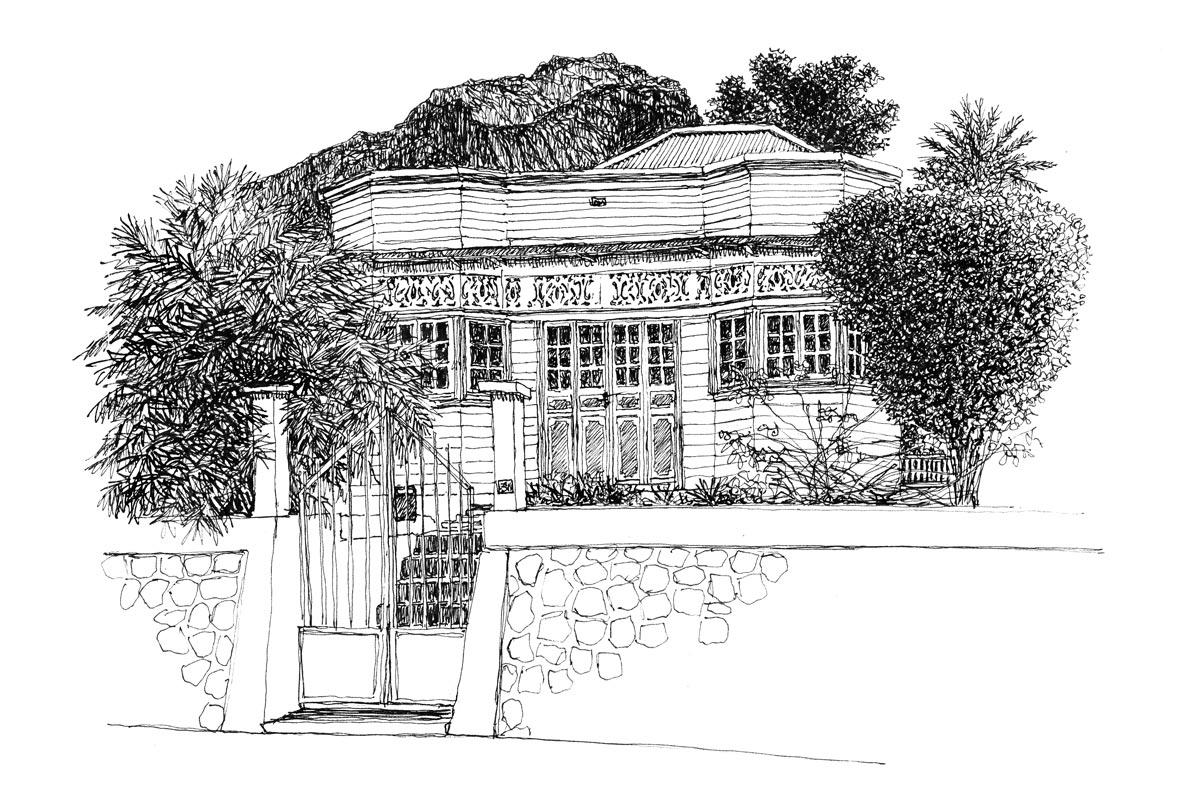 Maison Cilaos - La Réunion