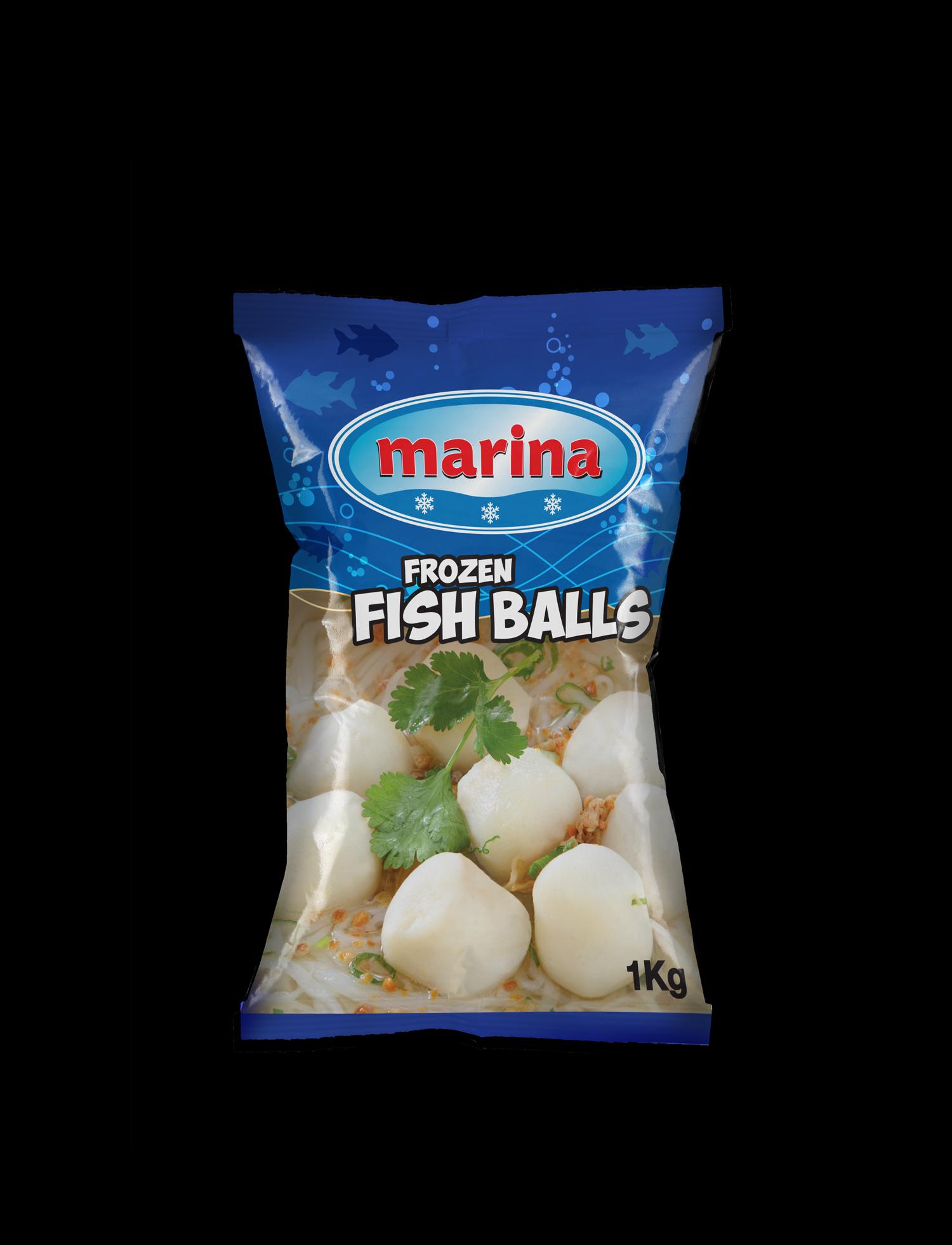 Marina Fish Balls
