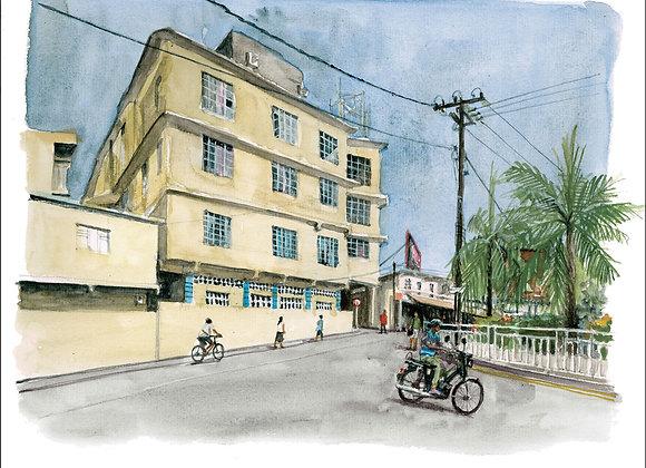Centre de Flacq - Maurice