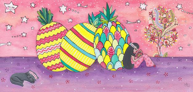 Ananas'Story 1