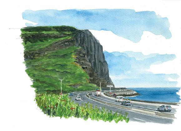 La Route du Littorale - La Réunion
