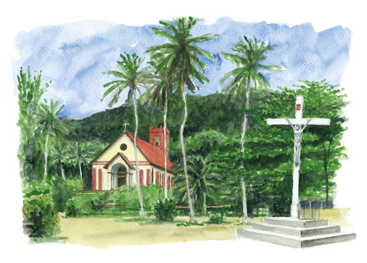 Anse Boileau - SeychellesSECN011SECN012SECN009SECN007SECN005