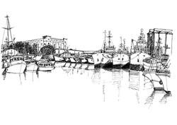 Quay D - Port Louis - Maurice