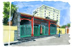 Le Caudan - Port Louis - Maurice