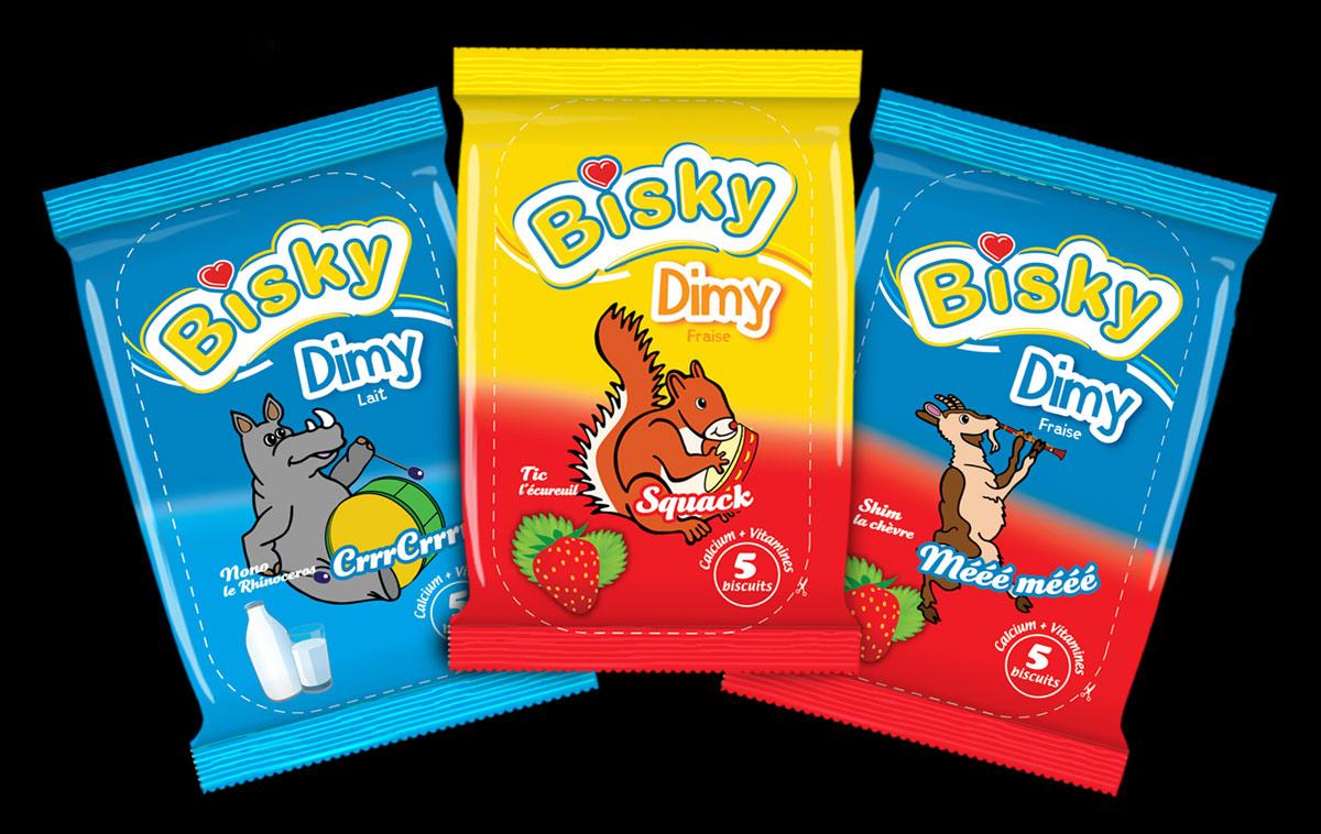Bisky-Pack Dimy
