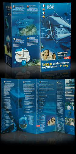 Blue Safari