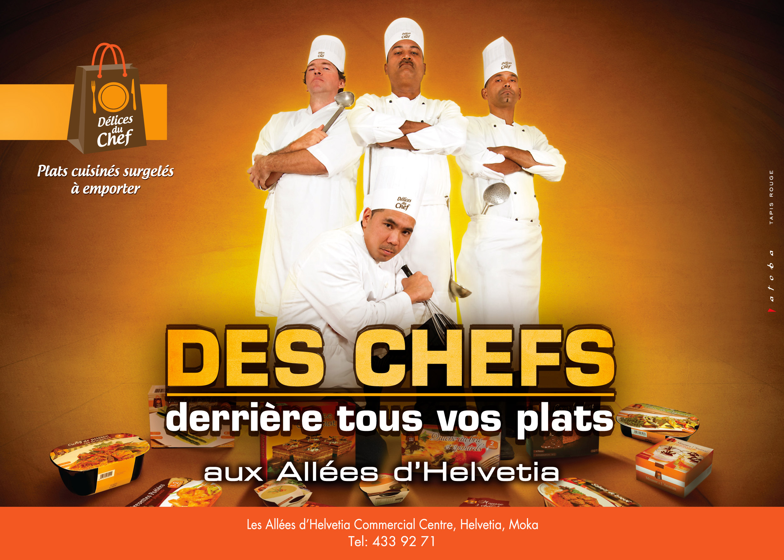 Delices du Chef