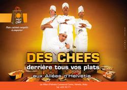 Delices du Chef