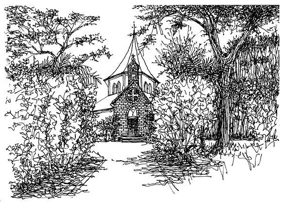 Chapelle Pointue - La Réunion