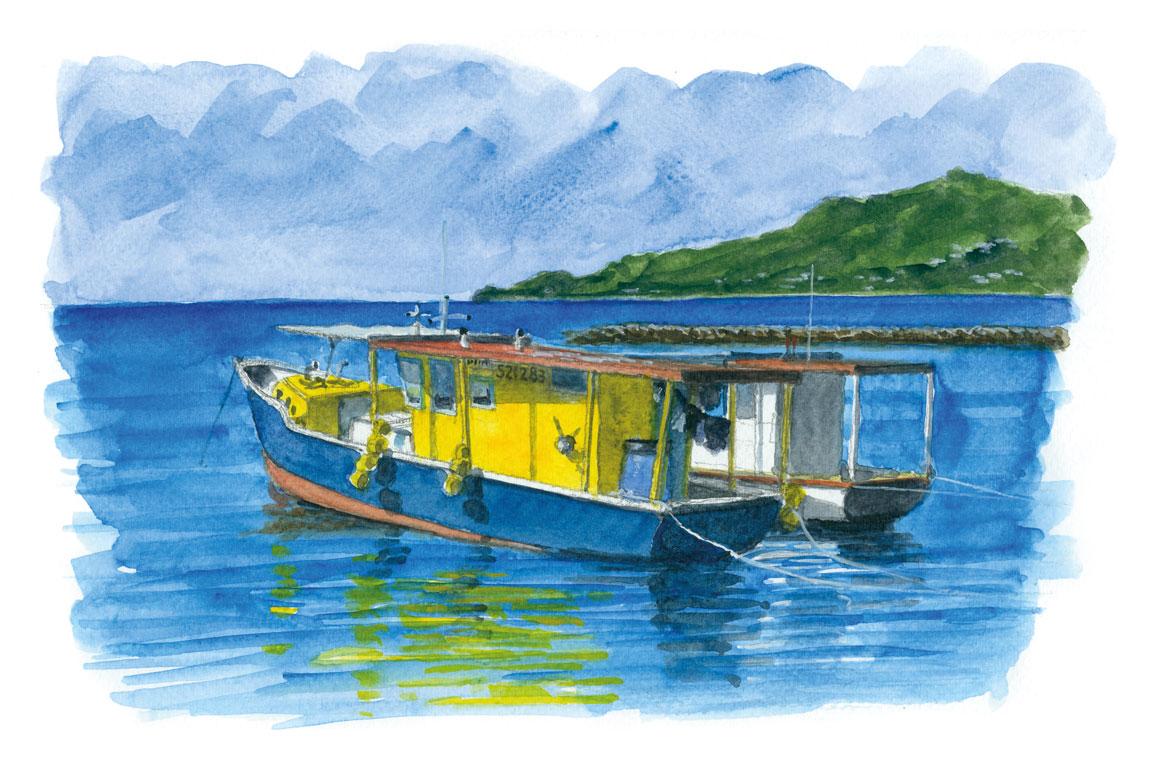 Bel Ombre - Seychelles