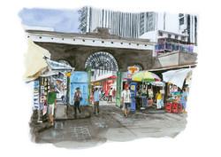 Bazar Port-Louis - Maurice