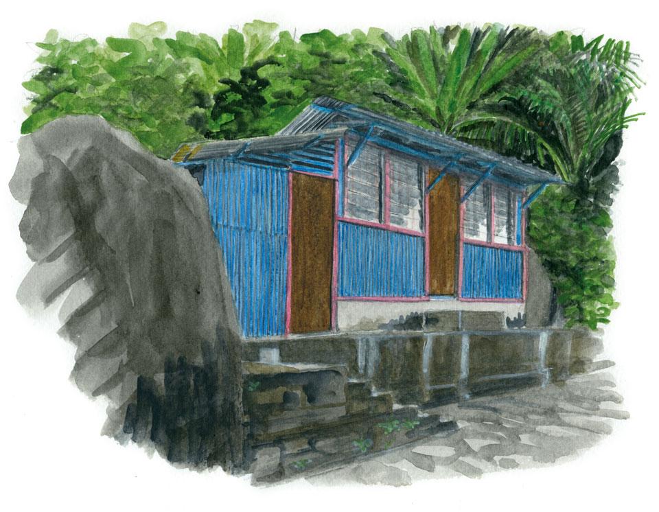 Anse Jasmin - Seychelles
