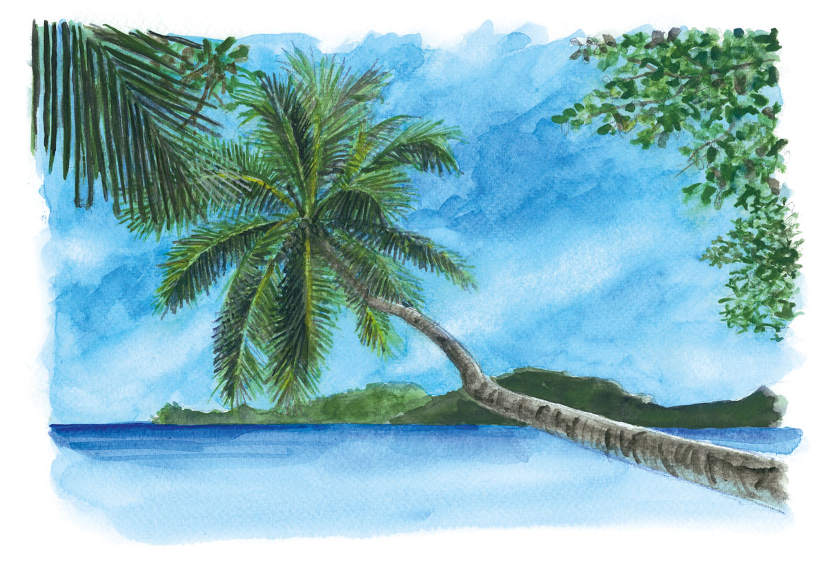 Anse Takamaka - Seychelles