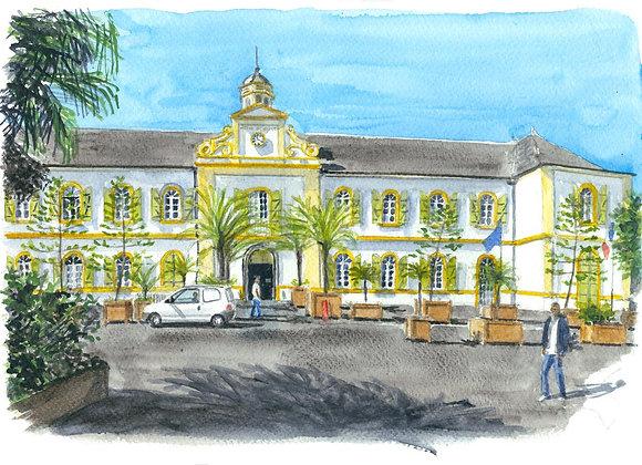 Mairie de St Pierre - La Réunion