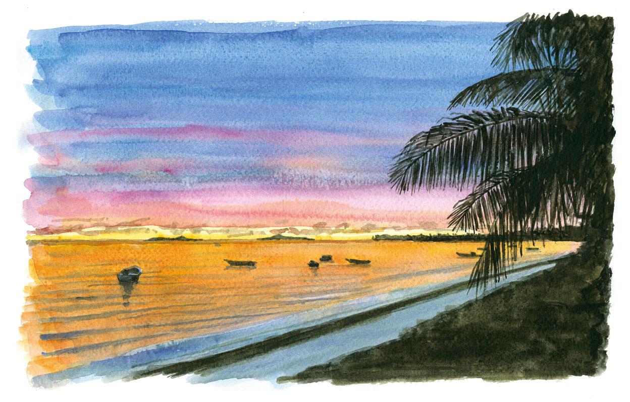 Grande Anse - Praslin - Seychelles