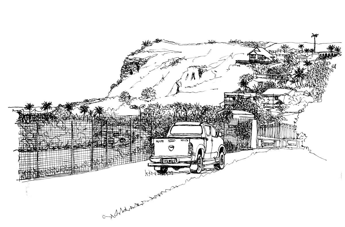 Cap La Houssaye - La Réunion