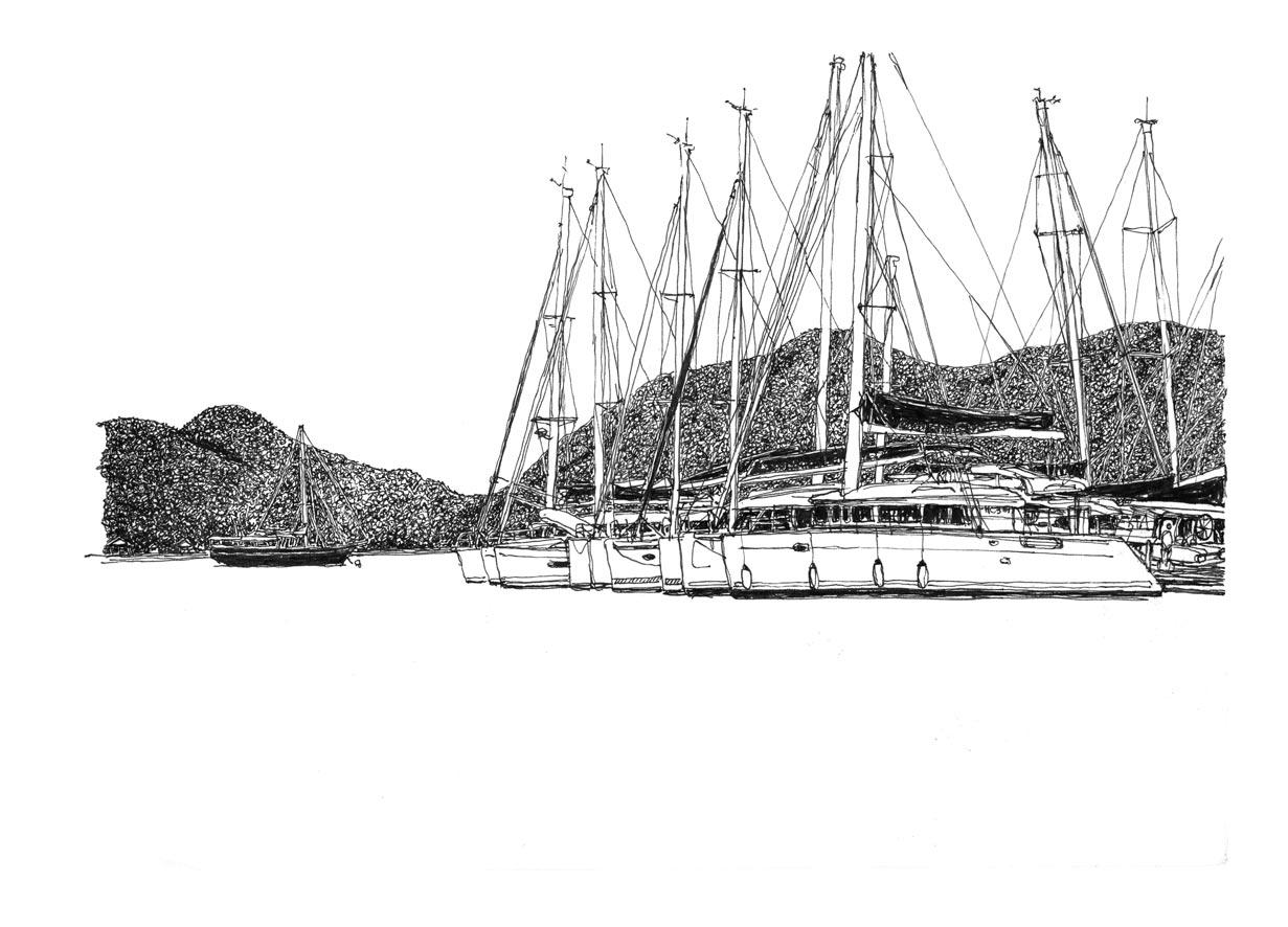 Baie Sainte Anne