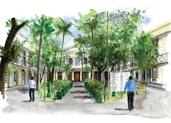 Cour Suprême - Port Louis - Maurice