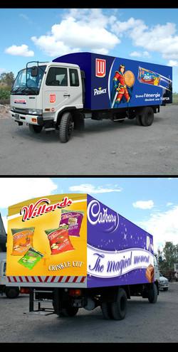 Camions - Tea Blenders