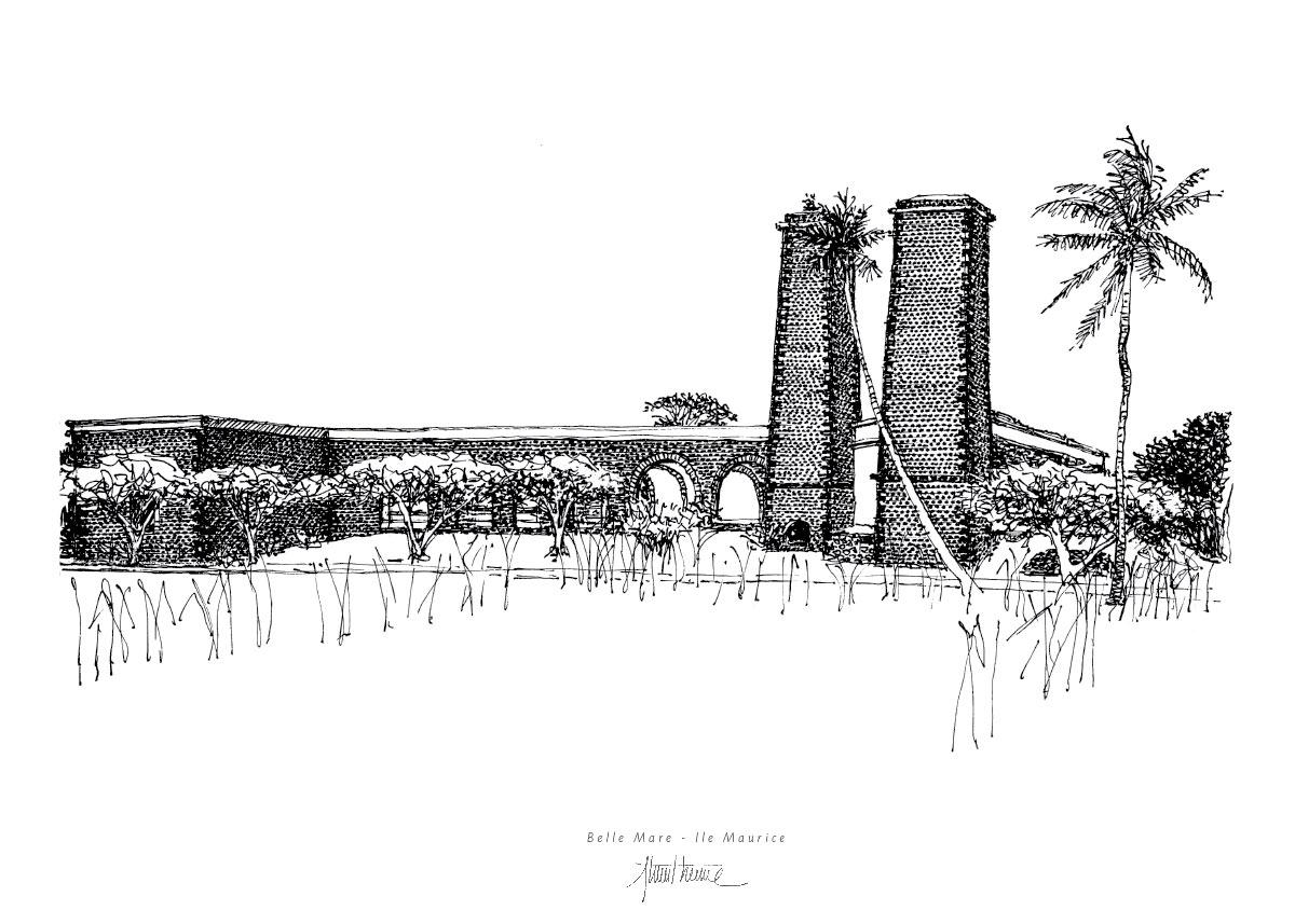 Belle Mare - Ile Maurice