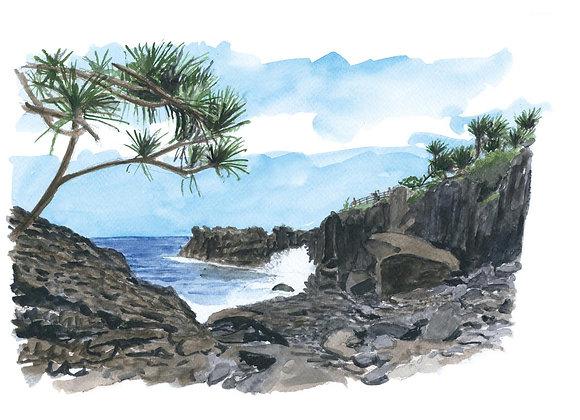 Le Cap Méchant - La Réunion