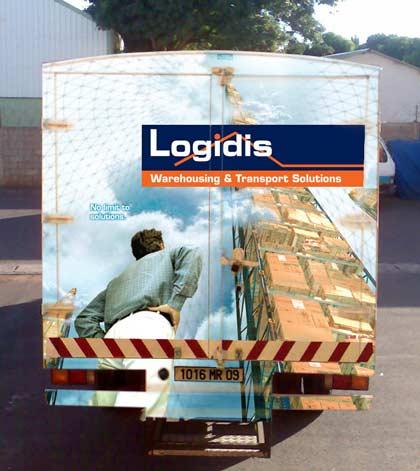 Camion Logidis
