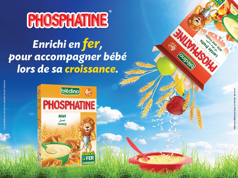 Phosphatine nature