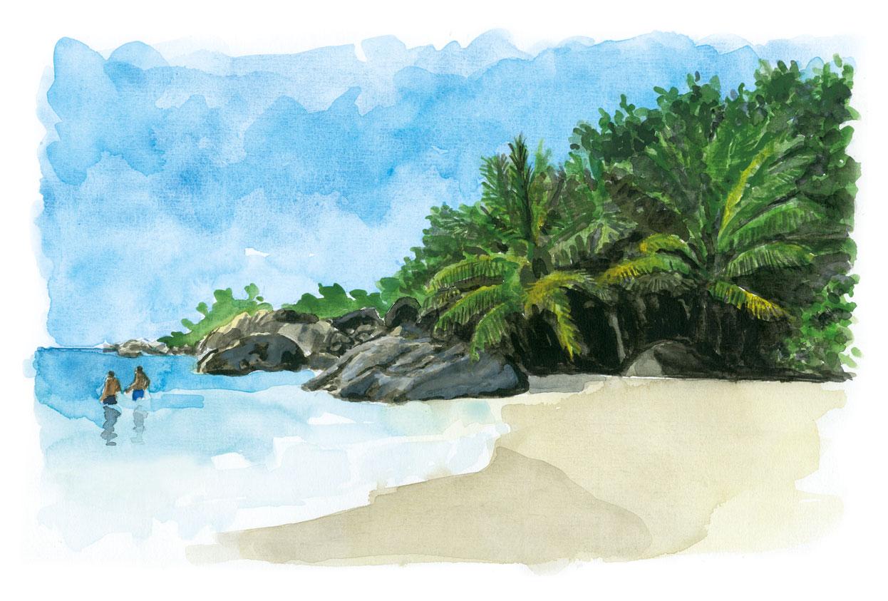 Anse Lazio - Seychelles