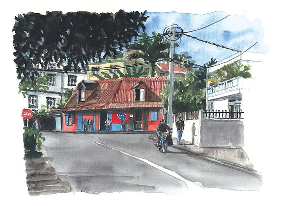Eau Coulée - Maurice