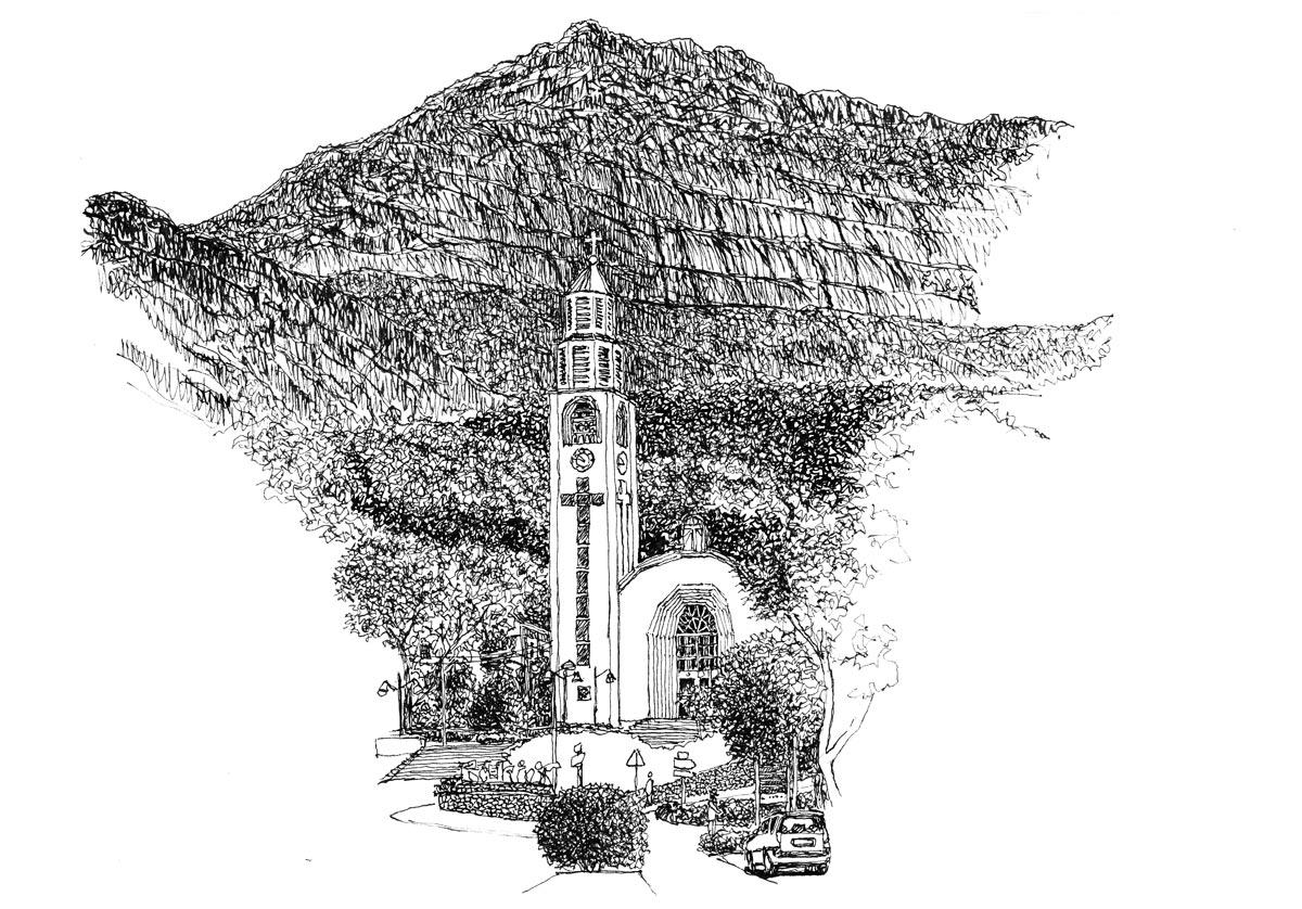 Cilaos - La Réunion