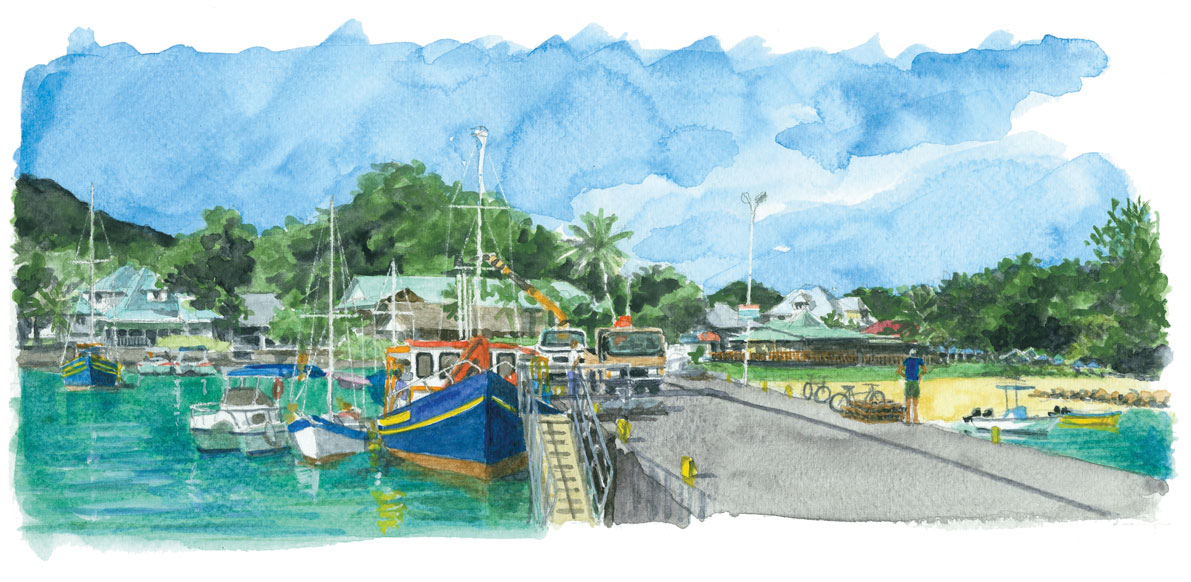 La Panela - Seychelles