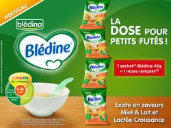 Blédine pour Blédina