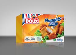 Doux boite nuggets