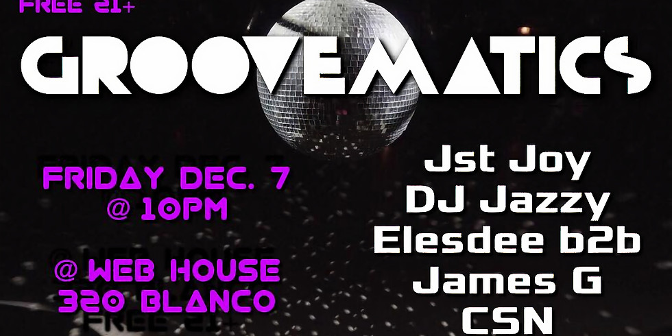 Groovematic First Friday's