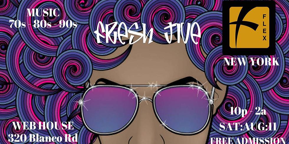 Fresh Jive   DJ FLEX