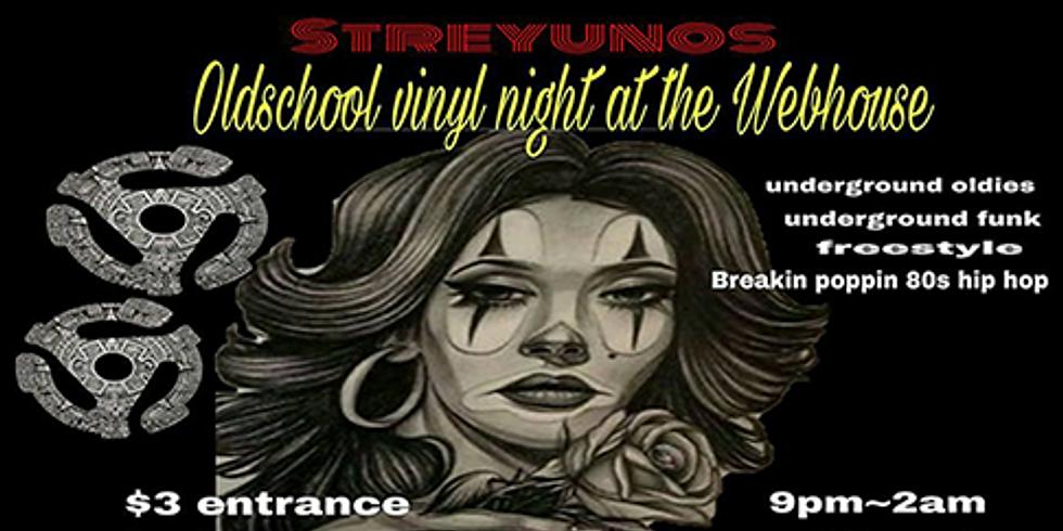 Old School Vinyl Night
