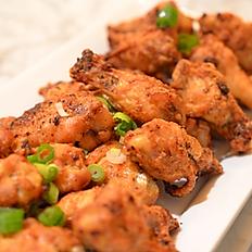 Crispy Jumbo Chicken Wings   (1 Dozen)