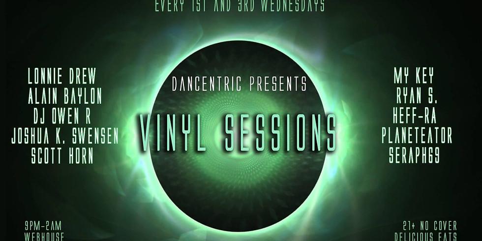 Dancentric Presents: Vinyl Sessions