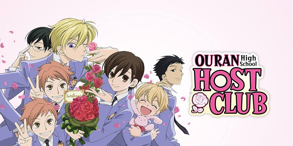 Anime Night - Ouran High School Host Club